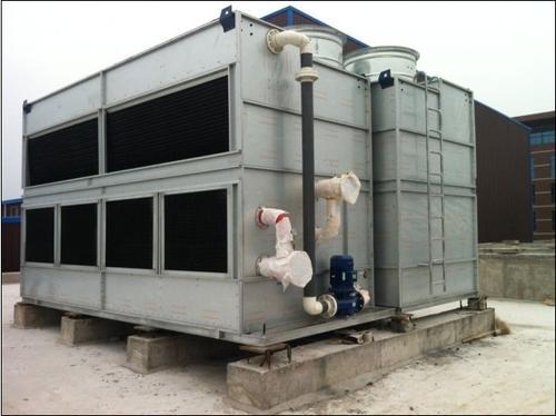 冷却塔降噪的解决方案简谈