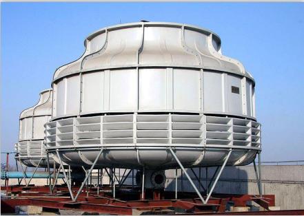 玻璃钢冷却塔的结构特征和优点