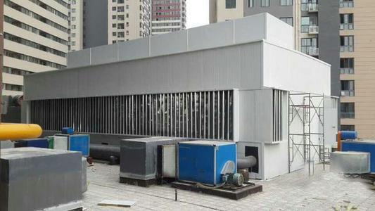 中央空调冷却塔噪声治理方法