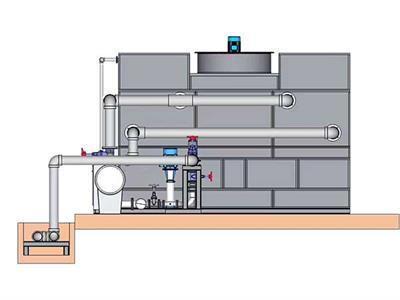 密闭式冷却塔在冬天和平时使用中有哪些注意事项