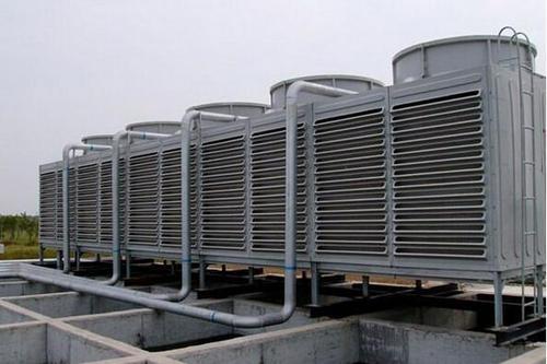 冷却塔的分类、应用及性能特点