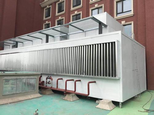 冷却塔噪音噪声解决处理方案