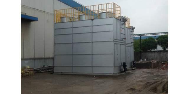 闭式冷却塔除垢的重要程度