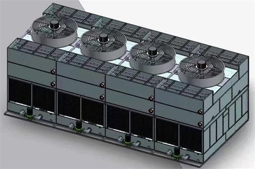 闭式冷却塔主要用于运用哪些公共场合?