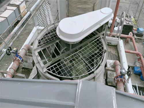 冷却塔热力性能降低的常见原因