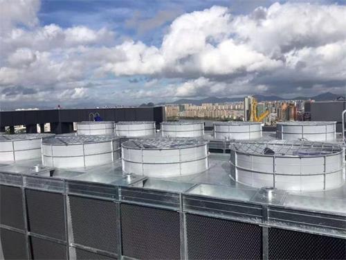 夏季冷却塔温度高降温不下去的解决处理方法