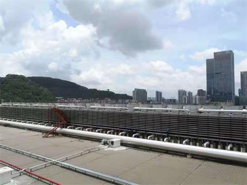 广东玻璃钢冷却塔维修清洗服务
