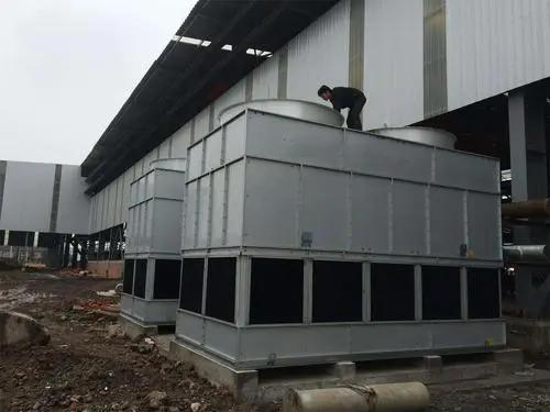封闭式冷却塔一般情况需要几台水泵