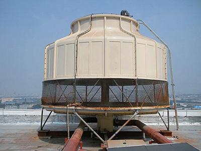 冷却塔是中央空调