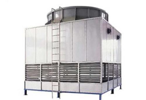冷却塔发电站