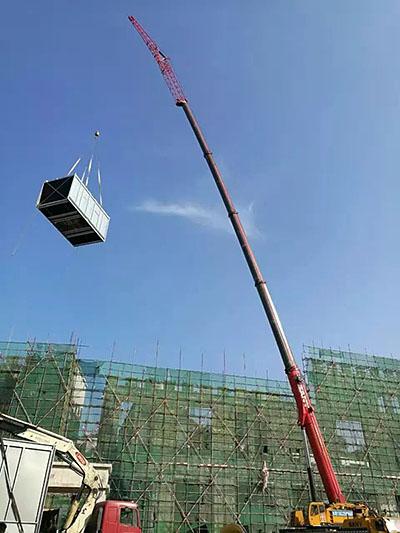 冷却塔技术参数