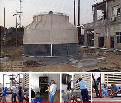 冷却塔技术协议