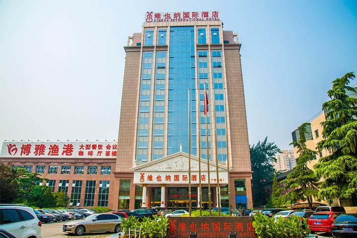 深圳维也纳酒店冷却塔布水系统更换