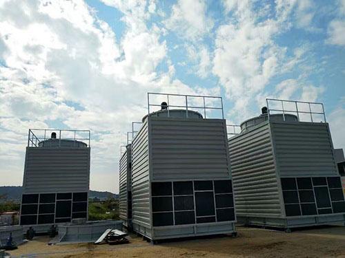 工业高温冷却塔