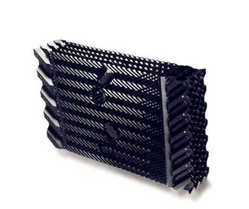 方形横流冷却塔冷却塔填料