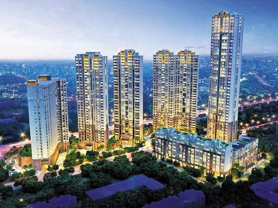 广州都市华庭冷却塔更换案例
