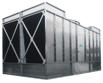浅谈如何提升闭式冷却塔的散热效率