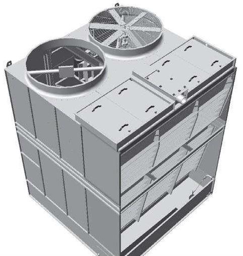 特菱冷却塔型号