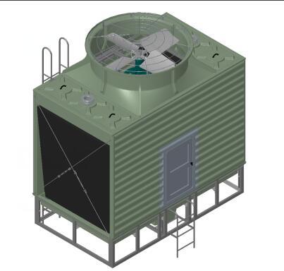 冷却塔厂家生存环境很困难
