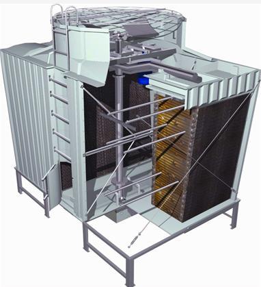 冷却塔是什么东西啊?