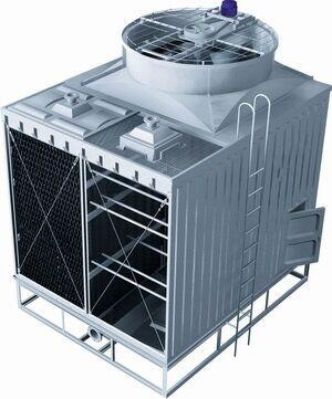 横流冷却塔选型