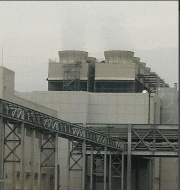 工业高温冷却塔专用风机