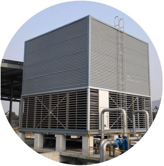 工业高温冷却塔循环水