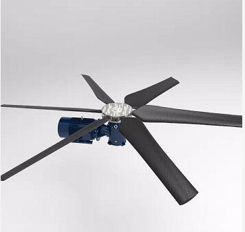冷却塔专用风机应用领域很广泛
