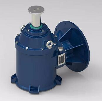 特菱系列超低噪声冷却塔减速机