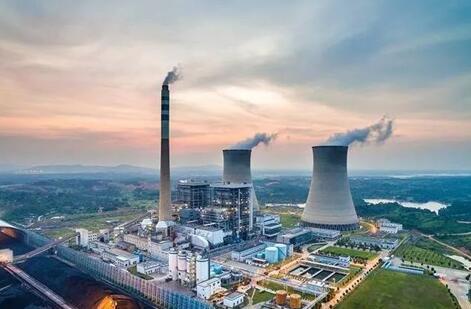 热电厂冷却塔填料更换