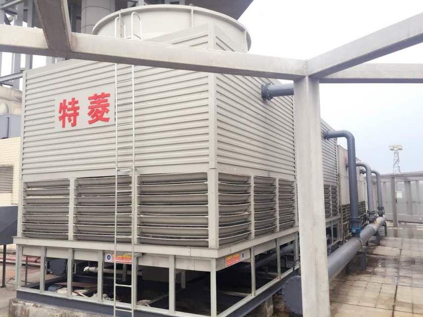 方形逆流冷却塔技术参数