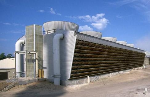 河源思比电子工业高温冷却塔工业合同