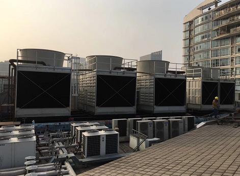 闭式冷却塔壳体什么材质好?