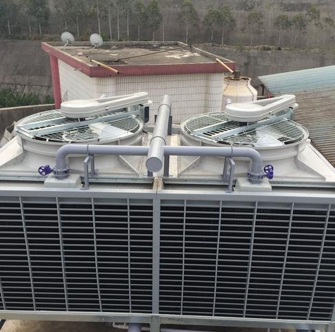 解决方案-冷却塔管道布置图