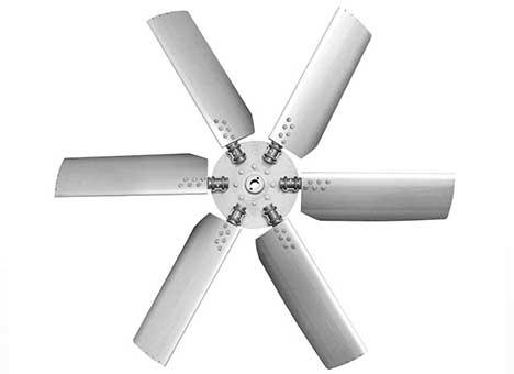 冷却塔排风扇